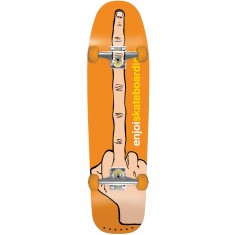 Enjoi The Bird Cruiser Premium Skateboard Complete - Orange