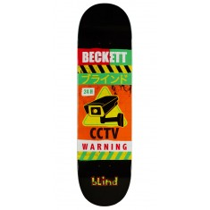 Blind Surveillance R7 Skateboard Deck - Sam Beckett - 8.50""