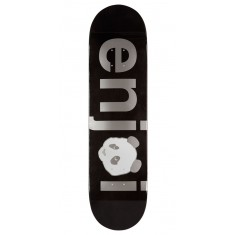 Enjoi No Brainer HYB Skateboard Deck - Silver - 8.00""