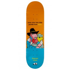 Enjoi My Little Pony 3rd Imp Skateboard Deck - Thaynan Costa - 8.25""