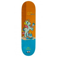 Enjoi My Little Pony 3rd Imp Skateboard Deck - Ben Raemers - 8.00""