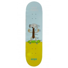 Enjoi Dingleballdom R7 Skateboard Deck - Zack Wallin - 8.00""