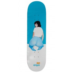 Enjoi Trina R7 Skateboard Deck - Blue - 8.50""