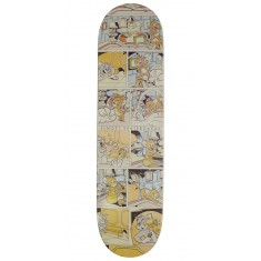 Almost Comic Strip R7 Skateboard Deck - Yuri Facchini - 8.125""
