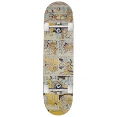 Almost Comic Strip R7 Skateboard Complete - Yuri Facchini - 8.125""