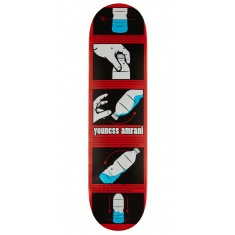 Almost Bottle Flip R7 Skateboard Deck - Youness Amrani - 8.00""