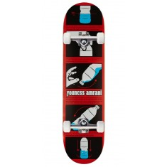 Almost Bottle Flip R7 Skateboard Complete - Youness Amrani - 8.00""