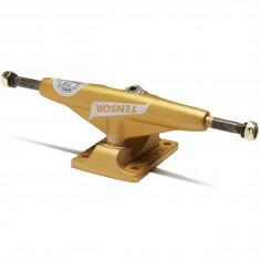 Tensor Mag Light Lo Flick Skateboard Trucks - Gold