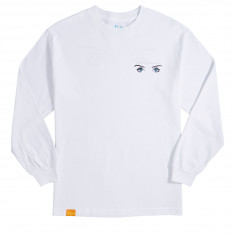 Enjoi Wasted Years Long Sleeve T-Shirt - White