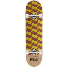 Blind Tile Style R7 Skateboard Complete - Micky Papa - 8.00""