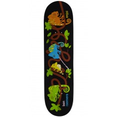 Enjoi Intertwined Impact Light Skateboard Deck - Ben Raemers - 8.00""