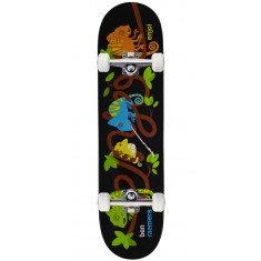 Enjoi Intertwined Impact Light Skateboard Complete - Ben Raemers - 8.00""