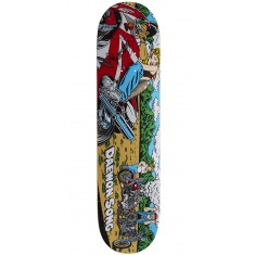 Almost Rice Burner R7 Skateboard Deck - Daewon Song - 7.75""