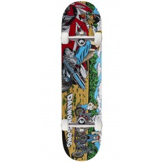 Almost Rice Burner R7 Skateboard Complete - Daewon Song - 7.75""
