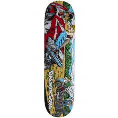 Almost Rice Burner R7 Skateboard Deck - Daewon Song - 8.375""