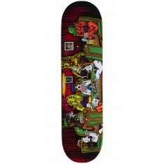 Almost Dog Poker R7 Skateboard Deck - Rodney Mullen - 8.00""
