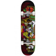 Almost Dog Poker R7 Skateboard Complete - Rodney Mullen - 8.00""