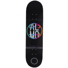 Almost Color Crash HYB Skateboard Deck - Black - 8.00""