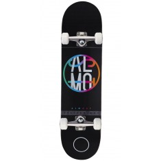 Almost Color Crash HYB Skateboard Complete - Black - 8.00""