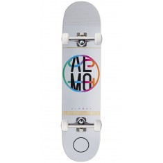 Almost Color Crash HYB Skateboard Complete - White - 7.50""