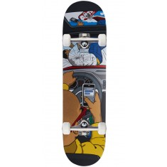 Almost Text Death R7 Skateboard Complete - Youness Amrani - 8.375""