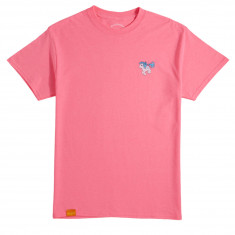 Enjoi Pony Power T-Shirt - Safety Pink