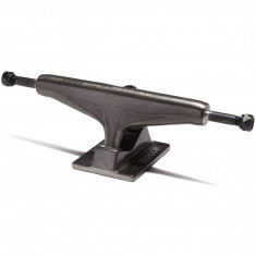 Tensor Alum Skateboard Trucks - Gloss Clear Black