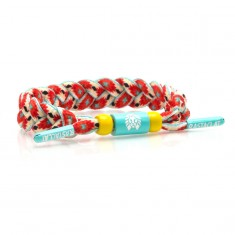 Rastaclat Chella Bracelet - Orange/Green