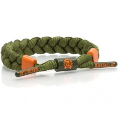 Rastaclat Westly Bracelet - Olive/Orange