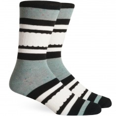 Richer Poorer Provence Socks - Grey