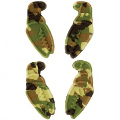 Crab Grab Mini Claws Snowboard Stomp Pad - Camo Swirl