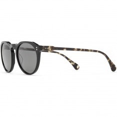 Raen Remmy 52 Sunglasses - Matte Black/Smoke
