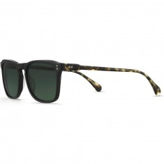 Raen Wiley Sunglasses - Matte Black/Matte Brindle