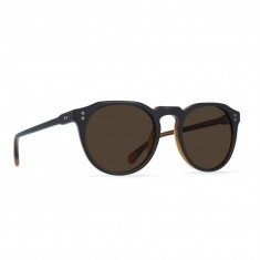 Raen Remmy 52 Sunglasses - Black/Tan/Brown