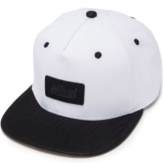 Official Marquise Pro Hat - White