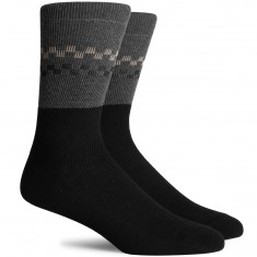Richer Poorer Camden Socks - Black