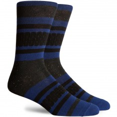 Richer Poorer Provence Socks - Navy/Black
