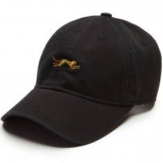Habitat Cheetah Hat - Black