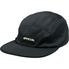 Official Flagship Hat - Black