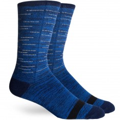 Richer Poorer Scanner Reflective Athletic Socks - Navy
