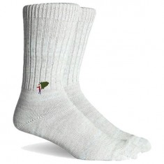 Richer Poorer Lumberjack Socks - Ivory