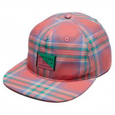 Official Nautique Flag Hat - Pink