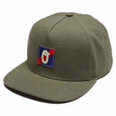 Official Port Hat - Olive