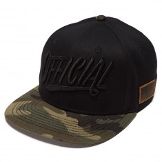 Official 1D 2.0 ND Hat - Black