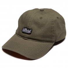 Official Skatedad Hat - Olive