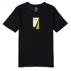 effbe3d75 Nike SB Color Block T-Shirt - Black/White