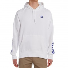 Nike SB Icon Geo Hoodie - White/Deep Night