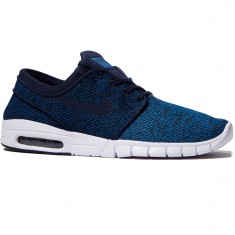Nike Stefan Janoski Max Shoes - Industrial Blue/Obsidian/Photo Blue