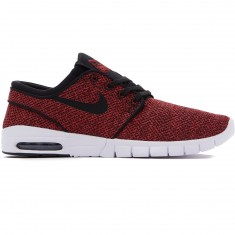 Nike Stefan Janoski Max Shoes - Red/Black Cedar/Mandarin
