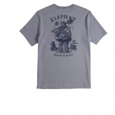 Element River Keeper T-Shirt - Grey Heather